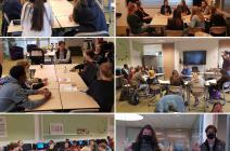 Speeddate met oud-leerlingen over vervolgopleiding
